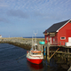 Fishing port in Norway - PhotoDune Item for Sale