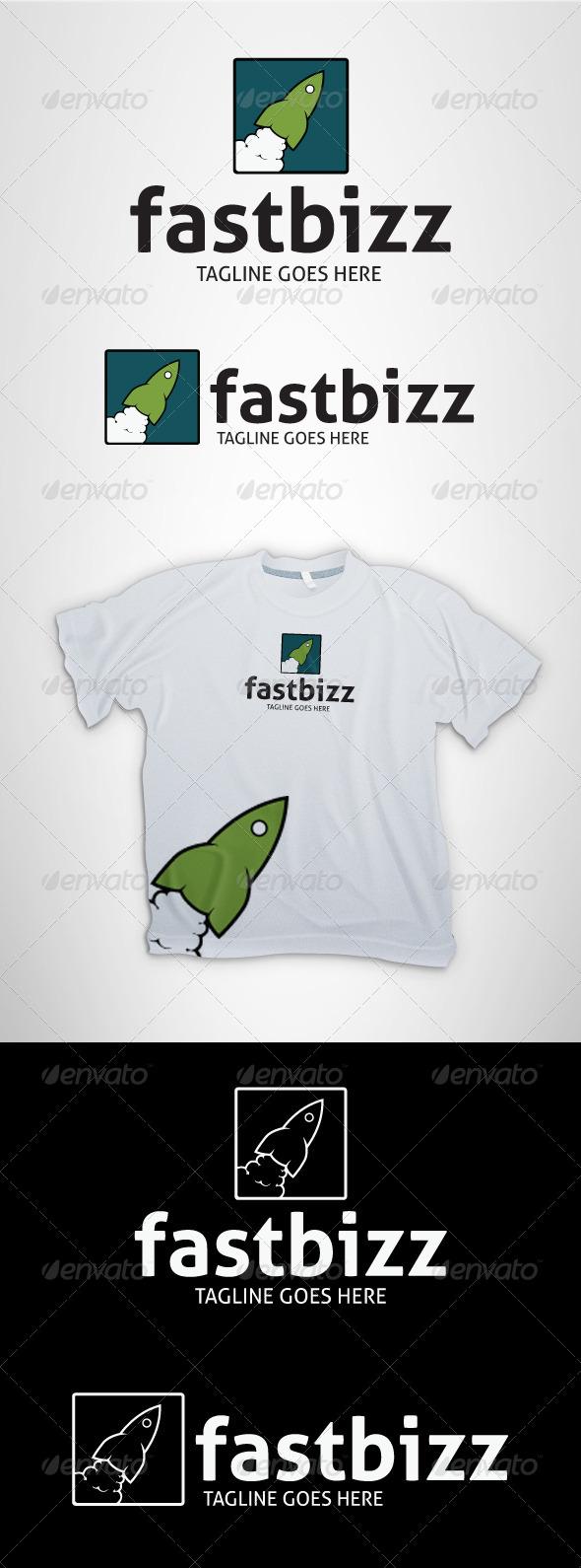 GraphicRiver FastBizz Logo 4658151