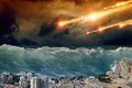 Tsunami, asteriod impact - PhotoDune Item for Sale