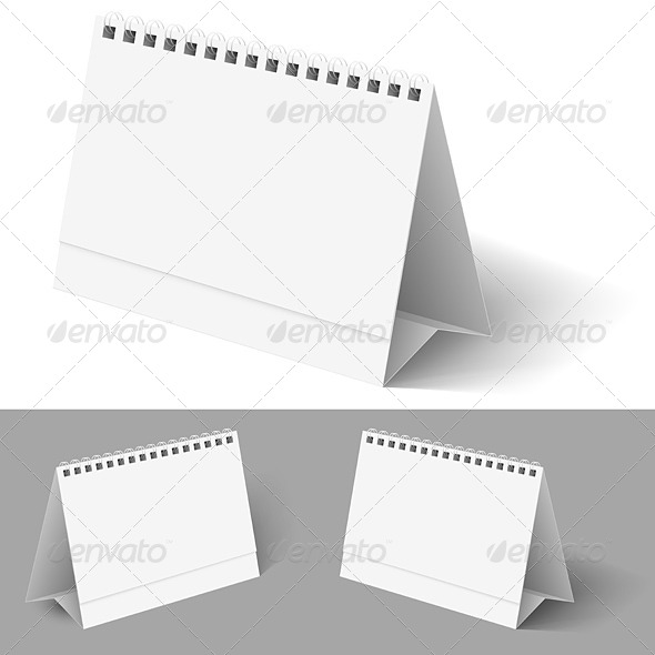 GraphicRiver Table Calendar 4691079