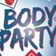 Body Party Flyer Template - GraphicRiver Item for Sale