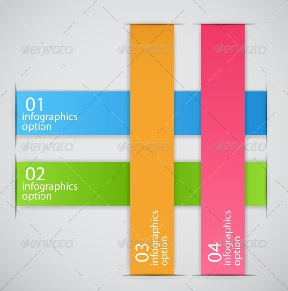 GraphicRiver Infographic Template Business Vector Illustration 4692577
