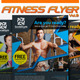 Fitness Flyer Vol.9 - GraphicRiver Item for Sale