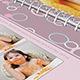 Baby Girl Photo Album - GraphicRiver Item for Sale