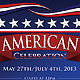 """American"" Memorial/Independence Day Event Flyer - GraphicRiver Item for Sale"