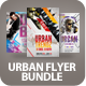 Urban Party Flyer Bundle - GraphicRiver Item for Sale