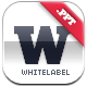 White Label PowerPoint Template - GraphicRiver Item for Sale