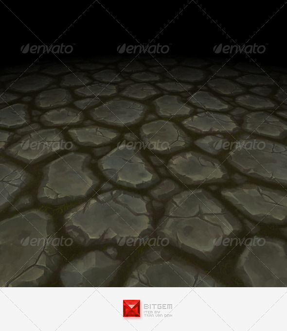 Floor Texture Tile 13 - 3DOcean Item for Sale
