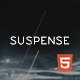 SUSPENSE - Responsive HTML Template - ThemeForest Item for Sale