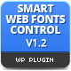 Smart Web Fonts Control - CodeCanyon Item for Sale