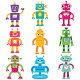 Robots Vector Set  - GraphicRiver Item for Sale