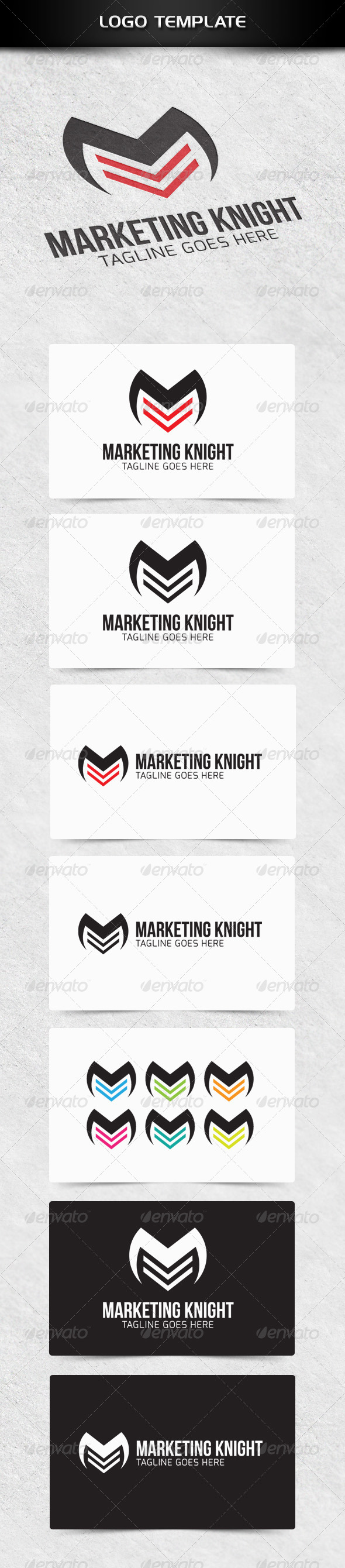 GraphicRiver Marketing Knight 4697349