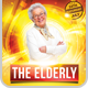 The Elderly Day Flyer Template - GraphicRiver Item for Sale