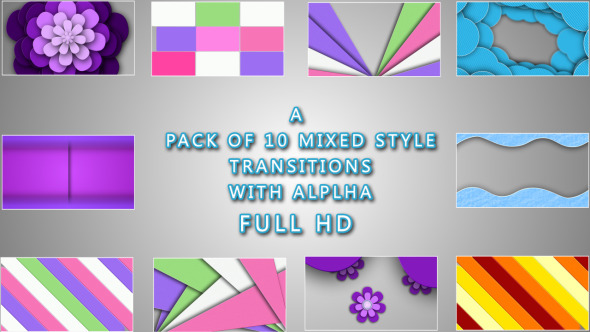 10 Clean Transition Pack