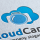 Cloud Camera Logo - GraphicRiver Item for Sale