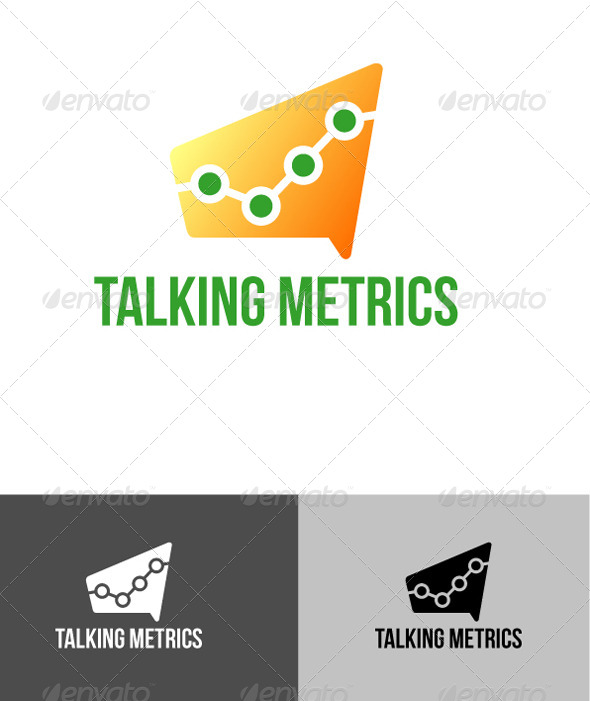 GraphicRiver Talking Metrics 4037457