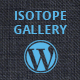 Isotope Gallery - WordPress Plugin - CodeCanyon Item for Sale
