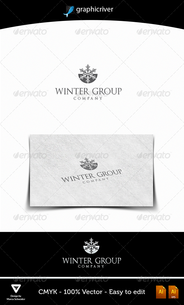 GraphicRiver WINTER GROUP 4672087