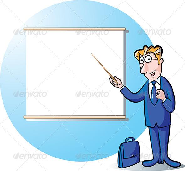 GraphicRiver Presentation 4699163