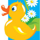 Pattern for Children of Yellow Ducks - GraphicRiver Item for Sale