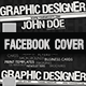 Graphic Designer Facebook Timeline-Cover - GraphicRiver Item for Sale
