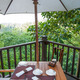 Tropical Resort's Restaurant table  - PhotoDune Item for Sale