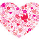 Valentines Day Postcard - GraphicRiver Item for Sale