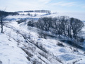 landscape with the river. Russian winter - PhotoDune Item for Sale