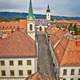 Historic upper town in Zagreb - PhotoDune Item for Sale