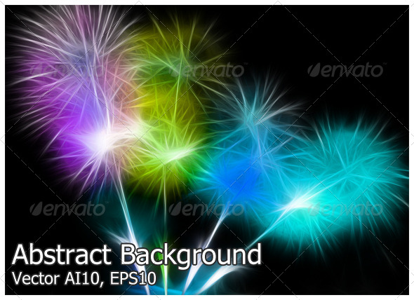 GraphicRiver Abstract Background Vector 4701926