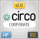 Circo Business + Blog + Portfolio Wordpress Theme - ThemeForest Item for Sale