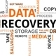 word cloud - data recovery - PhotoDune Item for Sale