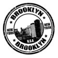 Brooklyn stamp - PhotoDune Item for Sale