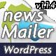 newsMailer - WordPress Newsletter Plugin System - WorldWideScripts.net Punctul de vânzare