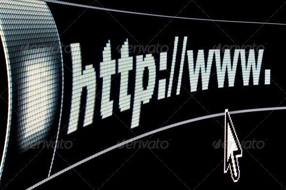 Internet WWW Concept - Stock Photo - Images