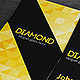 Multipurpose Business Cards - Diamond - GraphicRiver Item for Sale