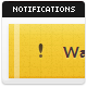 Notification Boxes II