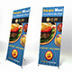 Burger Restaurant Signage - GraphicRiver Item for Sale