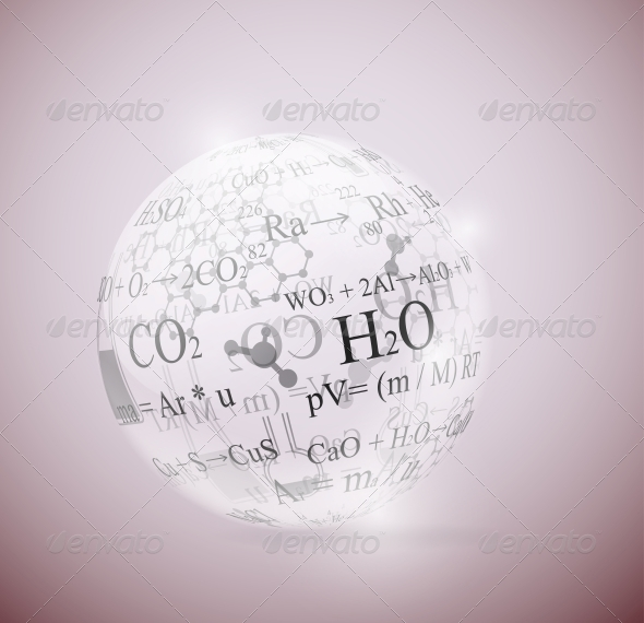 GraphicRiver Chemical Sphere 4708719