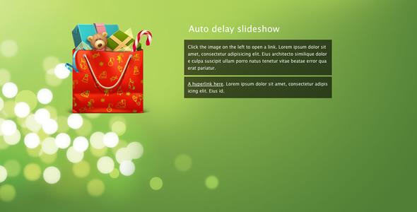 CodeCanyon jQuery Fullscreen Slideshow 4708783