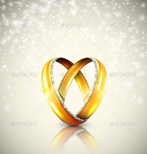 GraphicRiver Wedding Rings 4709665