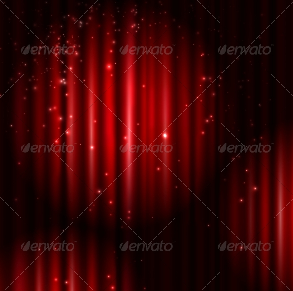 GraphicRiver Red Curtain 4709681