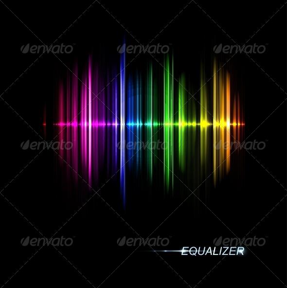 GraphicRiver Music Equalizer 4709689