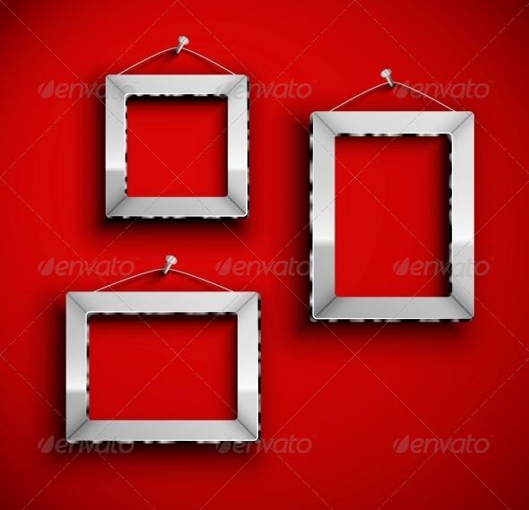GraphicRiver Photo Frames 4709693