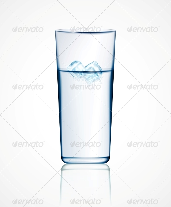 GraphicRiver Ice Water 4709697