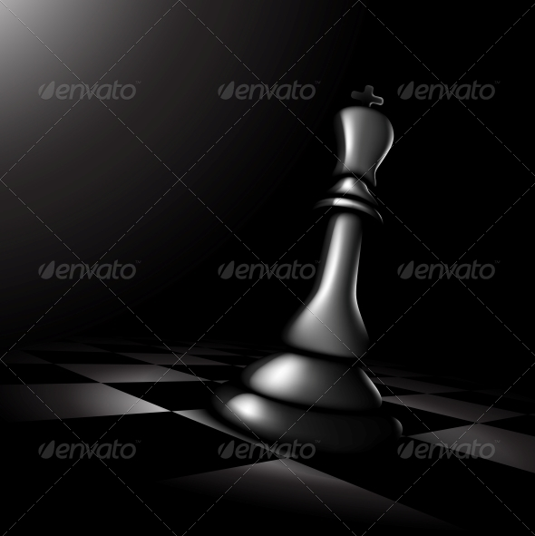 GraphicRiver Chess King 4709755