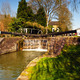 Grand Union Canal - Canal Lock - PhotoDune Item for Sale
