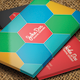 COLORFUL BUSINESS CARD - GraphicRiver Item for Sale