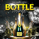 Bottle Lounge Flyer Template - GraphicRiver Item for Sale
