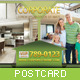 Multipurpose Corporate Postcard - Glossy Label - GraphicRiver Item for Sale